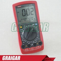 UNI-T UT58C Digital Multimeter measurable temperature frequency capacitance