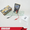 MESR-100 AutoRanging ESR Capacitor / Low Ohm In Circuit Tester Capacitor Meter