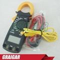 Digital clamp meter ac dc multimeter DT3266D phase sequence measurement