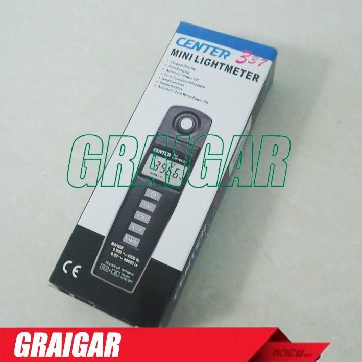 Light Meter CENTER-337  4