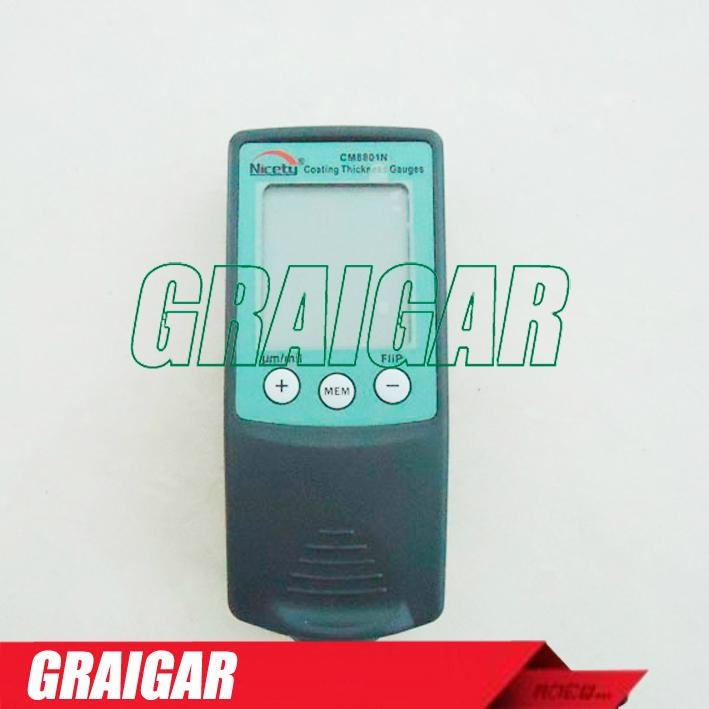 Coating Thickness Gauge Nicety CM8801N 0~1000um for non-ferrous metals 1