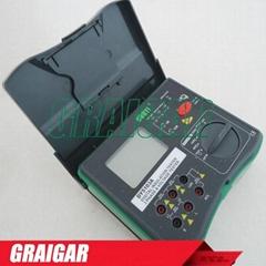DY5103A Digital 5000V Insulation 3 Phase Tester
