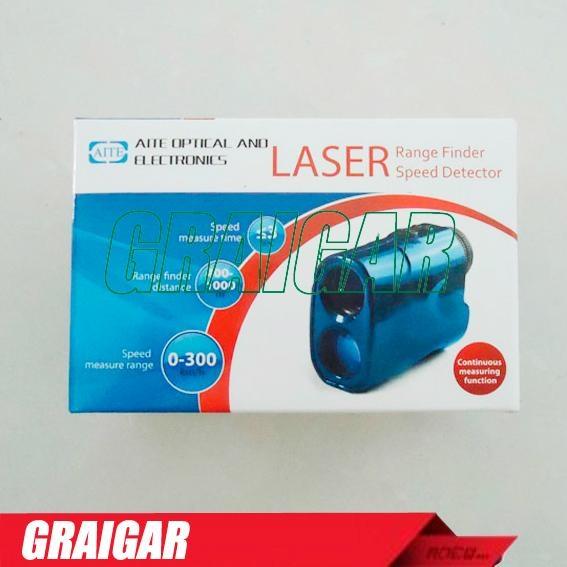 Laser Range and Speed Finder Monocular LR-400S 5