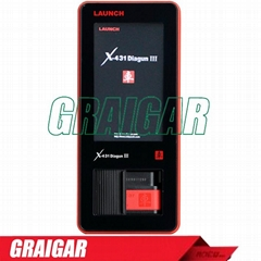 2014 Original X431 Auto Scanner International Version Launch X431 Diagun III