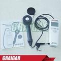 ST520 illuminometer LED lamps tester Chroma Meter/Color Meter Light Meter 2