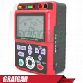 Smart Sensor AR3127 Voltage Insulation Tester 0.0-1000G ohm ,250-5000v