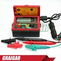 original AR5406 10/20/30/200/300/500mA 1000ms Maximum Digital RCD(ELCB) Tester
