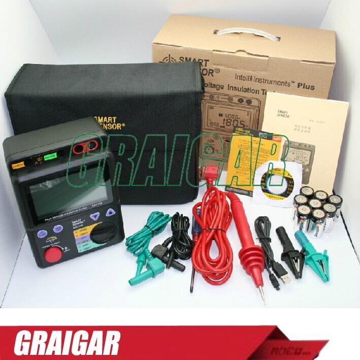 High Voltage Tester Manufacturers : High voltage insulation tester ar graigar or oem