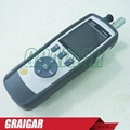 CEM DT-9880 6 Channel 4 in 1 Particle Counter TFT color LCD display Camera 1