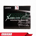 Orignial Heavy Duty Truck Diagnotic Tool Launch X431 GDS Diesel WIFI