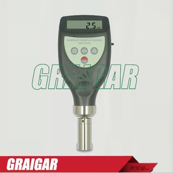 SRT6223 Portable Surface Roughness Tester Meter Surface Profile Gauge SRT-6223 0 1