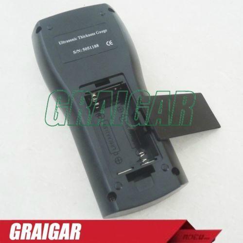 Ultrasonic Thickness Gauge UM-1D 3