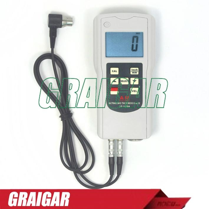 Ultrasonic Thickness Gauge Meter Tester AT-140A 2
