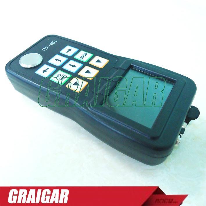 UM-4D ultrasonic thickness meter tester gauge 2