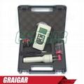 Moisture Tester Meter Gauge AM-128P