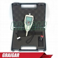 AS-120B Portable Shore Hardness Tester For Hard Rubber With LCD Display