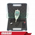 AS-120C Rubber Portable Hardness Tester , Shore Hardness Tester High Precision