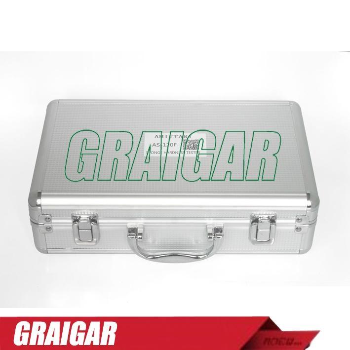 AS-120F Portable Hardness Tester For Soft Foam / Polyurethane Foam Sponge Rubber 3