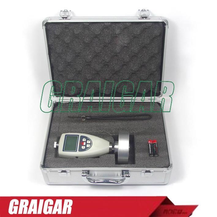 AS-120F Portable Hardness Tester For Soft Foam / Polyurethane Foam Sponge Rubber 4