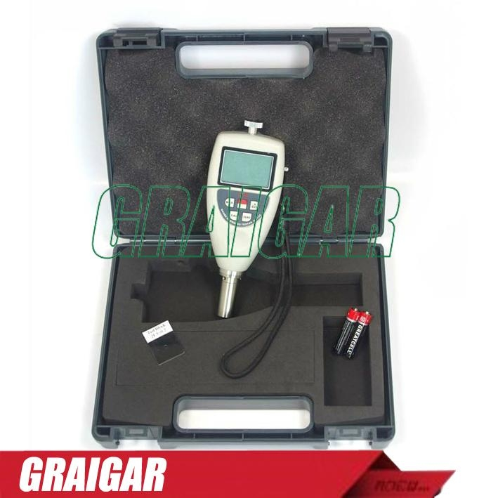 AS-120OO Hand Held Portable Hardness Tester For Thermoplastic Elastomers  3