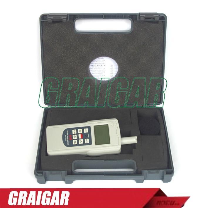 AS-156A Sound Level Meter Tester Gauge  4