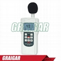 Sound Level Meter Tester Gauge AS-156B