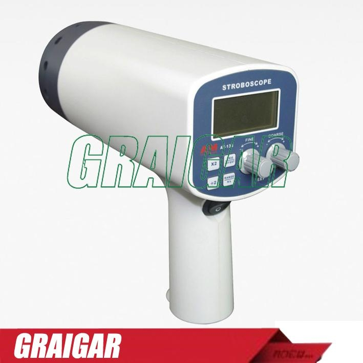AT-135A Rechargeable Digital Stroboscope For Rotative Velocity 1