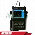 YUT2600 Portable Digital Ultrasonic Flaw Detector