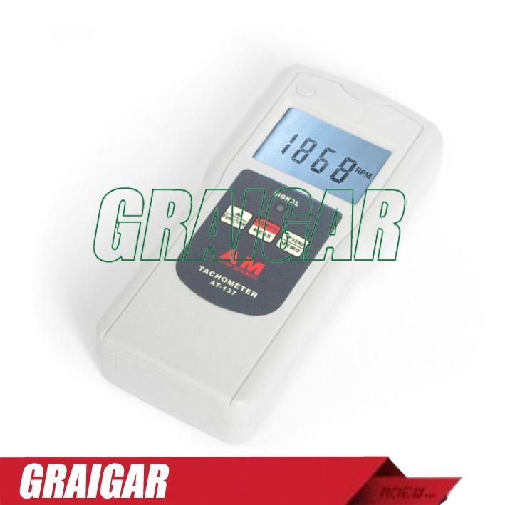 Automotive Hand Held Tachometer AT-137P 1