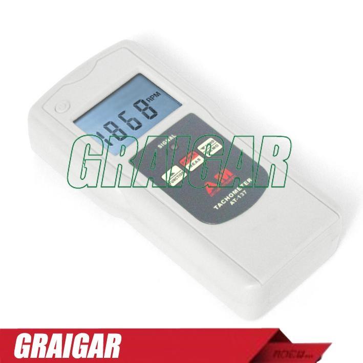 Automotive Hand Held Tachometer AT-137P 2