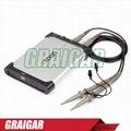 VDS1022I 25MHz PC USB Digital Oscilloscope MIT Isolation 2+1 channels