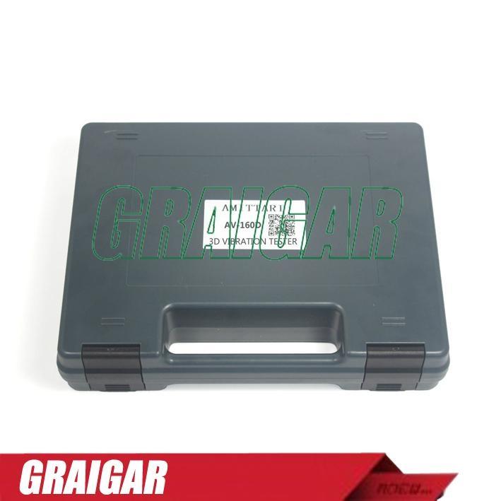 Portable Handheld Vibration Tester For Moving Mechanical Imbalances AV-160D 2