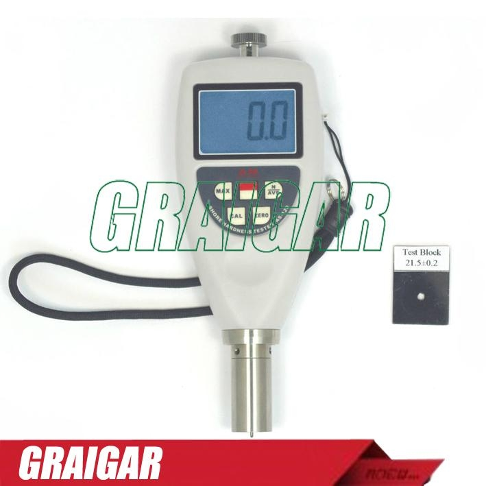 Handheld Portable Hardness Tester For Textile Windings AS-120DO 2