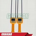 Portable Digital LCD Grain Moisture Meter TK100S  1