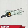 Portable Digital Tobacco Moisture Meter Tester TK100T