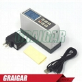 20 Degree Portable Gloss Meter For Non-Metallic Materials Surface AG-126B