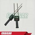Portable Digital Multifunctional Moisture Meter TK100