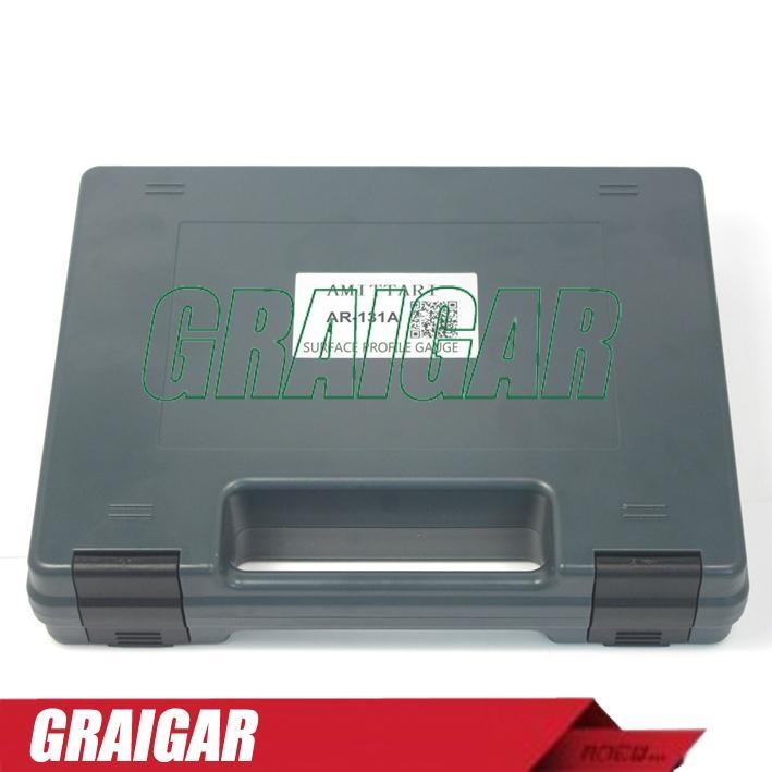 Surface Profile Tester Gauge Meter AR-131A 4