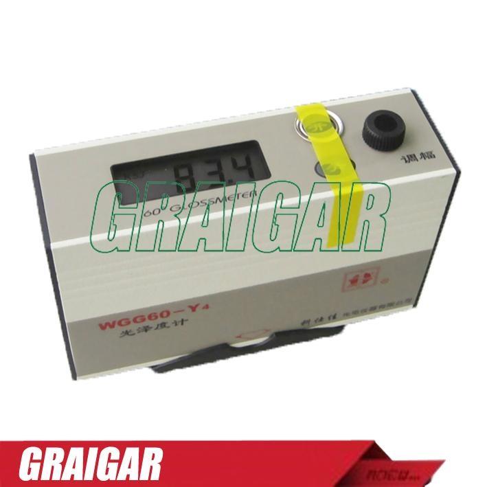 WGG60-Y4 Glossmeter Gloss Meter 60 deg 0~199GU with Built-in Ni-MH Battery 2
