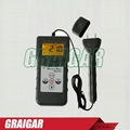 Digital wood/Timber moisture meter