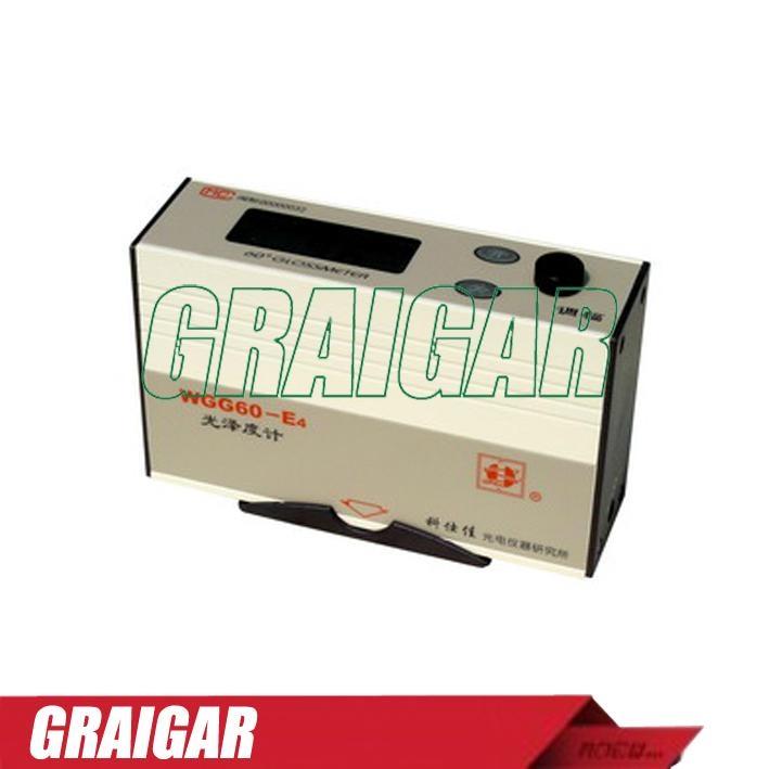 WGG60-E4 Non-metallic Coatings Gloss meter tester Reading Range 0-199 1