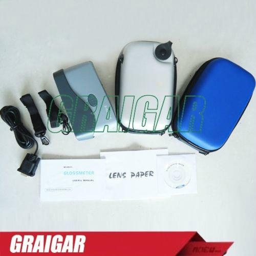 Portable intelligent gloss meter MG268-F2 with memory 1