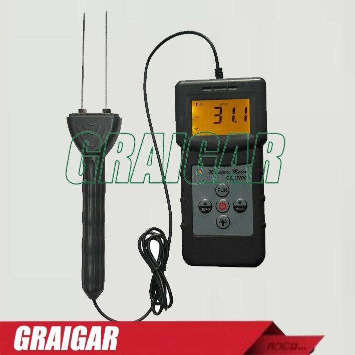 MS7100C Digital Cotton Lint Moisture Meter 1