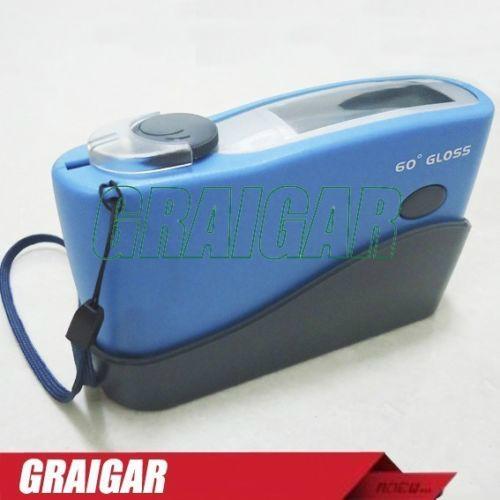 Brand New MG6-S1 Glossmeter Gloss Meter 60 deg 0~199GU 1