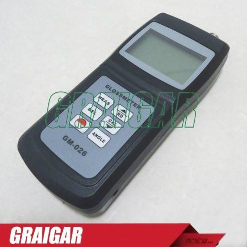 20 60 Degree Digital Glossmeter GM-026 Surface Cleaning Gloss Meter 3