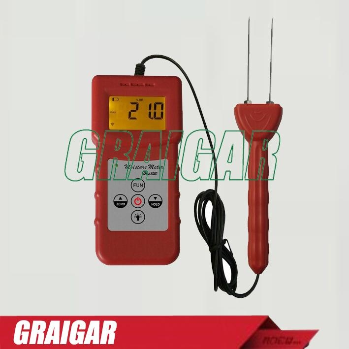 Brand new accurately Tobacco Moisture Meter MS320