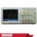 OWON TDS Series digital  TDS7104  oscilloscope touch screen 100Mz~200Mz 1~2Gs/s 2