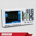 Owon New Digital Storage Oscilloscope SDS5032E 30MHz 250MS/s 8'' LCD
