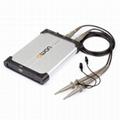 OWON VDS2062 USB Oszilloskop 2x 60 MHz 500MS/s Scope Oszi virtual oscilloscope
