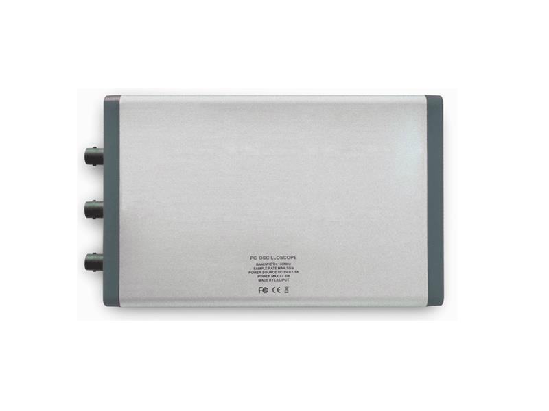 OWON VDS2062 USB Oszilloskop 2x 60 MHz 500MS/s Scope Oszi virtual oscilloscope 4